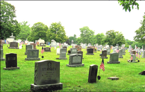Image of St. Mary's Cemetery